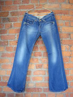 Kuyichi Sugar Super blue Organic Cotton jeans RRP £95 now only £49 world wide shipping available