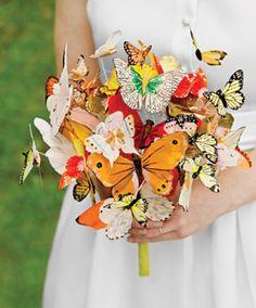 butterfly bouquet!