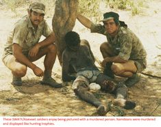 SWATF/Koevoets not 'war veterans' Cold War, South Africa, African, History, Couple Photos, Image, Dan, Horror, Couple Shots