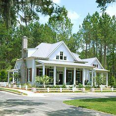 Southern Living House Plans | Tucker Bayou, Plan #1408 | Home Exterior |  Pinterest | Southern Living House Plans, Southern Living And Southern