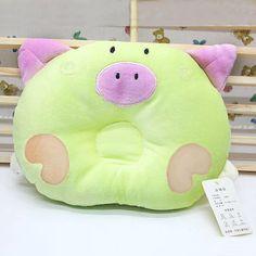 1 Pcs Newborn Cute Cartoon Positioner Anti Roll Sleepping Good Selling Adorable Soft Bedding Head Support Cushion Shaping Pillow