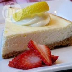 New York Cheese Cake @ de.allrecipes.com