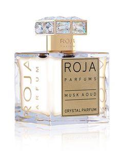 Musk+Aoud+Crystal+Parfum,+100ml+by+Roja+Parfums+at+Neiman+Marcus.