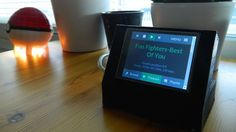 Touchscreen Internet Radio using a Raspberry Pi Radios, Arduino Projects, Electronics Projects, Hobby Electronics, Electrical Projects, Diy Projects, Electronics Gadgets, Tech Gadgets, Internet Radio