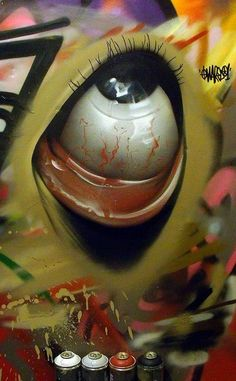 Phtoorealistic eye by Mared