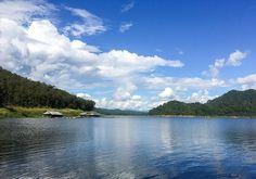 Mae Ngat Dam & Reservoir : Chiang Mai, Thailand