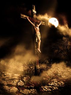 Thank you Jesus....for dying on the cross for me