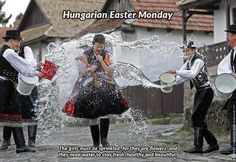 Easter Tradition: on Hungary Easter Activities For Kids, Easter Monday, Hungarian Girls, Heart Of Europe, Family Roots, Easter Traditions, Folk Dance, Lany, Folk Costume