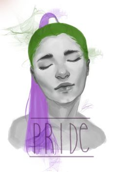 YA LIKE? Pride Portraits by Peixel http://danshing-yehet.tumblr.com/post/145578552844/all-of-my-current-pride-doodles-for-pride-month