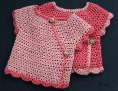 Preemie/Newborn Wrap Diaper Shirt By Michelle Fullington - Free Crochet Pattern - (ravelry)