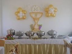 decoracion primera comunion bogota