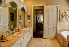 Mistletoe Dr, Fort Worth homes for sale, Master bath