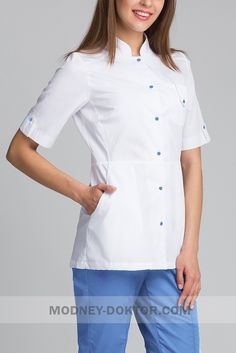 Sewing Paterns, Cna Nurse, Uniform Design, Modest Dresses, Dentistry, Scrubs, Clinic, Chef Jackets, Womens Fashion