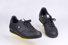 BOTAS 66 Dark Side New Dark Side, All Black Sneakers, Sport, Classic, Fashion, Boots, All Black Running Shoes, Moda, La Mode