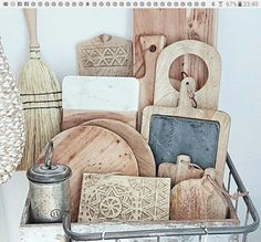 Chopping Boards, Cutting Boards, Organization, Rustic, Boho, Getting Organized, Country Primitive, Organisation, Wooden Cutting Boards