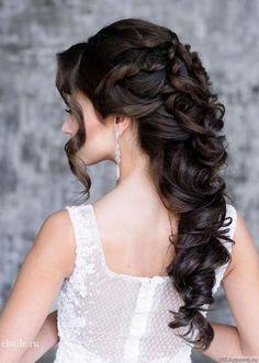 Elegant Wedding Hairstyles 20 Brunette Wedding Hairstyles Ideas  Pinterest  Brunette Wedding