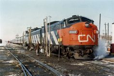 CNR 6509, No 2, Melville SK, 1978-03-04, GBailey photo.