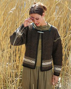 Allegro Yarns - Dale of Norway Kits - 11604 Agave