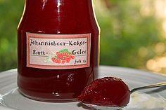Johannisbeer - Kokos - Rum - Gelee, ein sehr leckeres Rezept aus der Kategorie Frühstück. Bewertungen: 23. Durchschnitt: Ø 4,1.