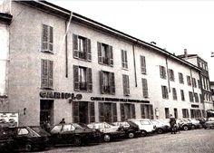 Treviglio piazza Garibaldi 1992