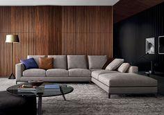 sof modular moderno de rodolfo dordoni andersen andersen quilt minotti