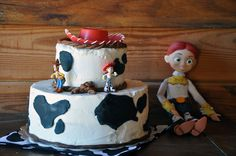 Toy Story cake. So cute!!