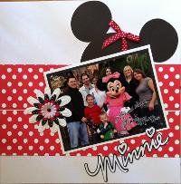 Layout: Meeting Miss Minnie