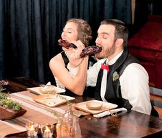 Casamento com churrasco – 25 Ideias para menus e decoração