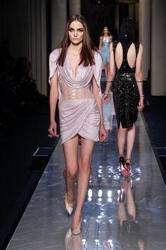 Défilé Atelier Versace Haute Couture Printemps-Eté 2014 #PFW #HauteCouture #AtelierVersace