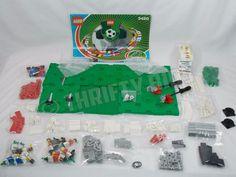 Lego 3420 Soccer Football Championship Challenge II 2002 World Cup INCOMPLETE #LEGO