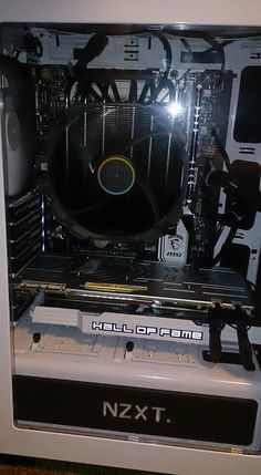 Hionmaiden's Completed Build - Core i5-6600K 3.5GHz Quad-Core, GeForce GTX 980 Ti 6GB Hall of Fame 8 Pack Approved Edition, H440 (White/Black) ATX Mid Tower - PCPartPicker