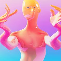 Fantastically Bizarre Psychedelic Animated GIFs by kyttenjanae