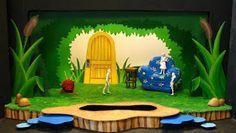 LANCE CARDINAL: HONK! The Musical - Set/Prop Design