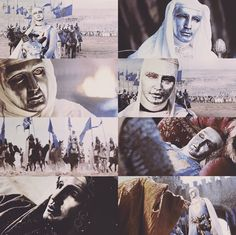 Screen caps - Kingdom of Heaven directed by  Ridley Scott (2005) #crusades #holyland #middleages