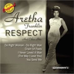 """Aretha Franklin - Respect album.. not for that song either. Listen to """"Don't Play That Song For Me""""... epic singalong"""