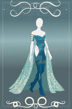 #5 Costume Adoptable [OPEN-CASH] by coras-adoptables