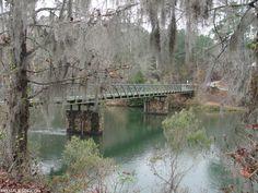 Canal Walk: Augusta, Georgia