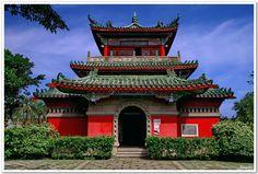 Kinmen, Taiwan 金門 古崗樓