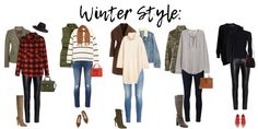 4 Steps to Perfecting your Winter Minimalist Capsule Wardrobe - Minimalist Winter Wardrobe Essentials, Wardrobe Basics, Capsule Wardrobe, Wardrobe Staples, 20s Outfits, Weekly Outfits, Chic Outfits, Fall Fashion Trends, Winter Fashion