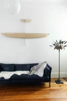 sofa + throws