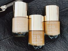 Clarins Everlasting Youth Fluid Foundation Review Uneven Skin Tone, Foundation Brush, New Skin, Skin Tightening, Smooth Skin, Collagen, Youth, Cosmetics, Young Man