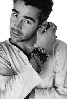 Hottie: Collin Farrell