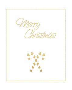 Christmas Print, Merry Christmas Print, Merry by GEyesPhotography