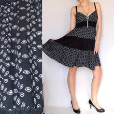 100% cotton dress. Dress in very good condition. It looks like after regular wash. Dresses