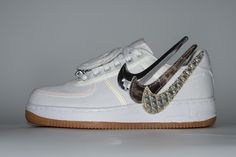 innovative design 28d85 8e8d8 Air Force 1, Nike Air Force, Travis Scott, Popular Shoes, Air Force Sneakers,  Sneakers Nike, Nike Cortez, Hot Shoes, The 100