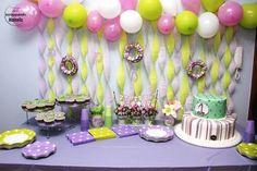 Tavolo buffet di compleanno by Marinella #birthday party