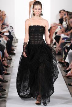 visual optimism; fashion editorials, shows, campaigns & more!: oscar de la renta s/s 14 new york