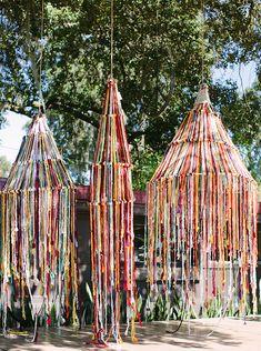 String Lights Outdoor Wedding - New ideas Diy Backdrop, Backdrops, Carillons Diy, String Lights Outdoor, Diy Cake, Festival Party, Diy Wedding, Wedding Parties, Cake Wedding