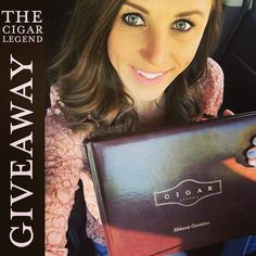 Alright everyone! Here is your chance to win your very own Cigar Legend!  The Cigar Legend is leather-bound cigar experience book where you can record some of your great cigar related memories place over 419 bands and talk about your cigar life.  One lucky winner will receive their own Cigar Legend with their name engraved along with 5 very special cigars from @ftb.melanie's personal humidor.  In order to win you must follow @thecigarlegend and @ftb.melanie and 2 friends in the comments…