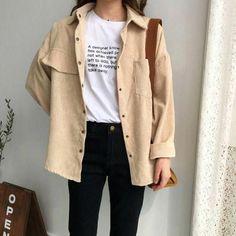 Discover Amazing korean street fashion 7151 - New Site Korean Street Fashion, Tokyo Street Fashion, Korean Fashion Trends, Korea Fashion, Asian Fashion, Look Fashion, Korean Fashion Casual, Casual Korean Outfits, Korean Spring Outfits